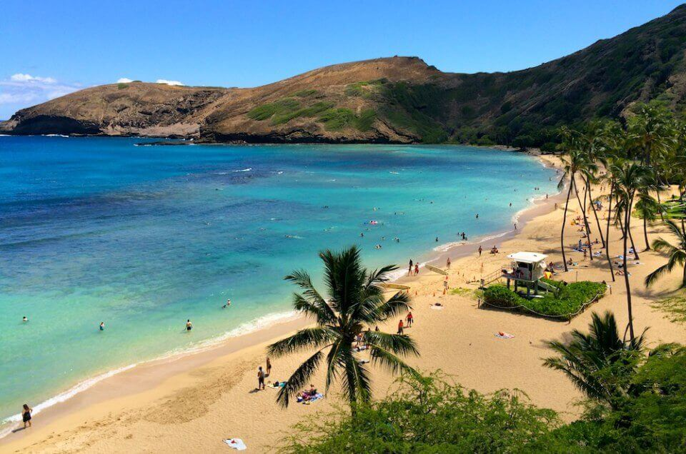 Hanauma Bay Nature Preserve – Honolulu, Hawaii | Credits: Travel Mindset