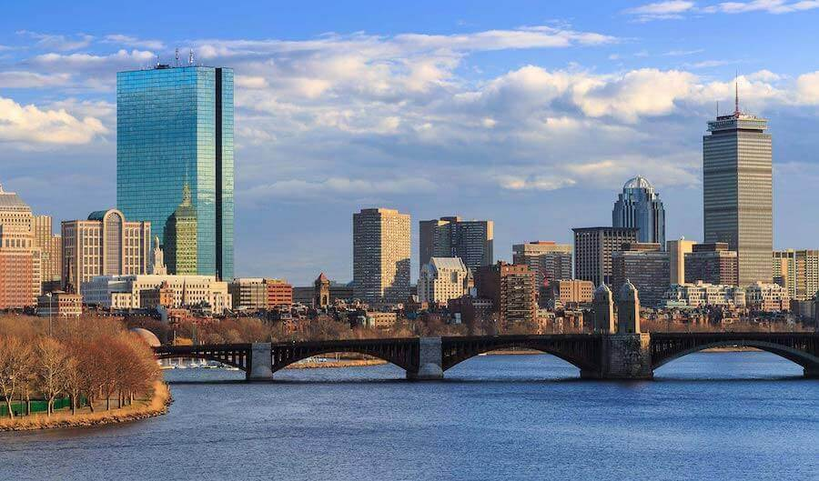Boston Skyline | Photo Credits: LUXUO