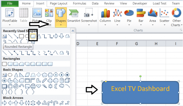 Excel Prevent Buttons, Shapes and Objects from Resizing - Excel