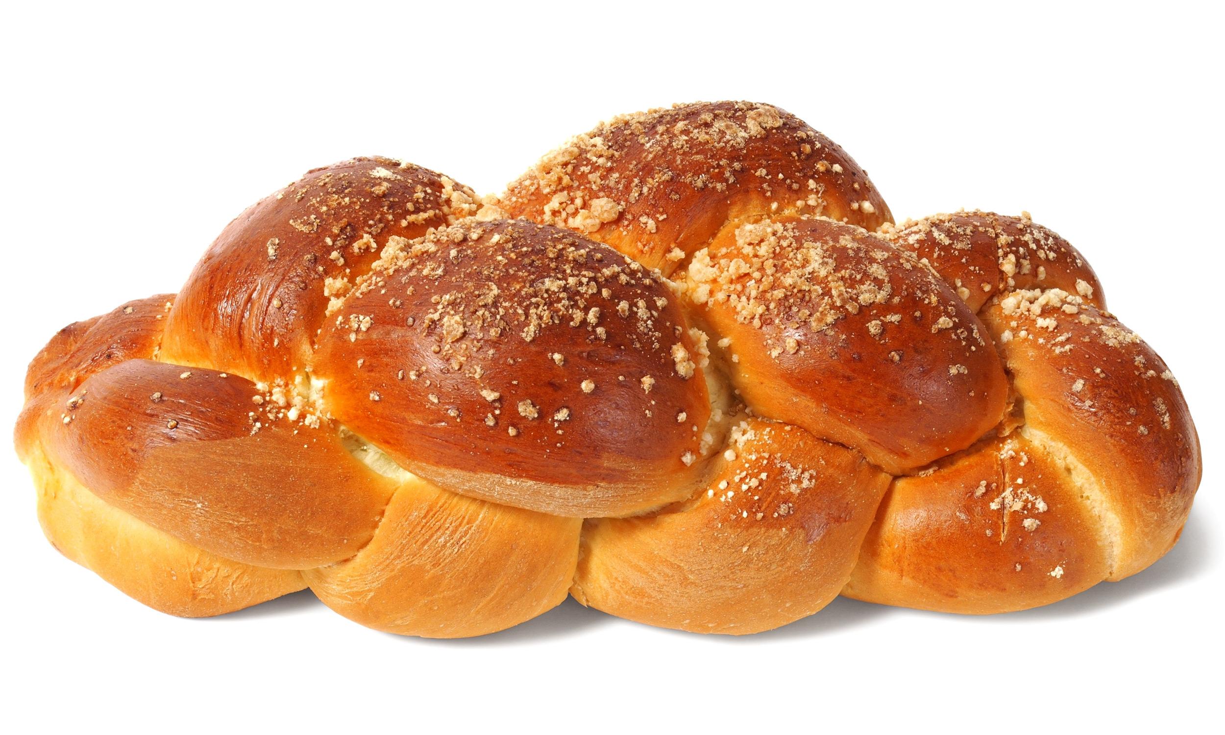 Challah Bread Tastes Like a Big Hug | Extra Crispy