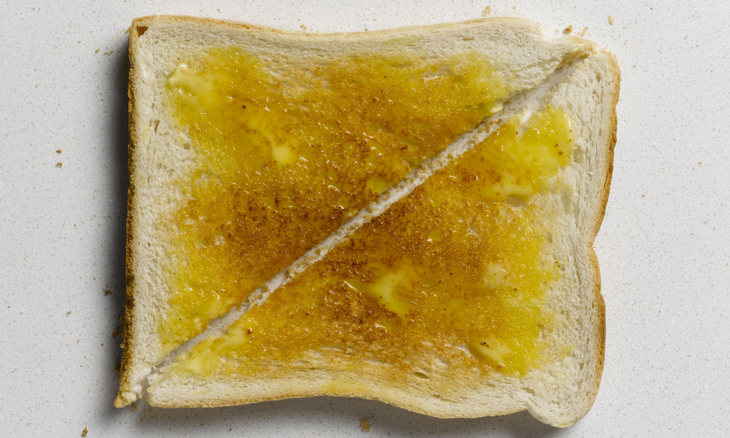 how to keep toast crispy