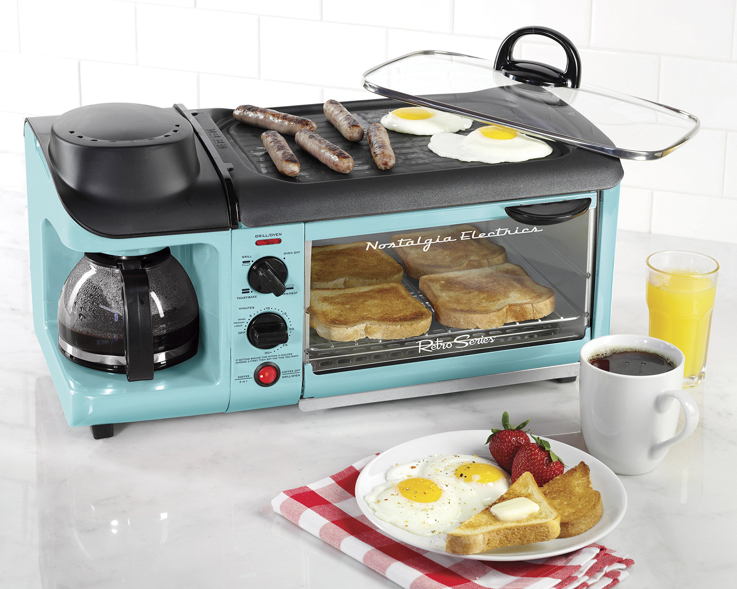 This 3 In 1 Breakfast Machine Could Replace Your Kitchen