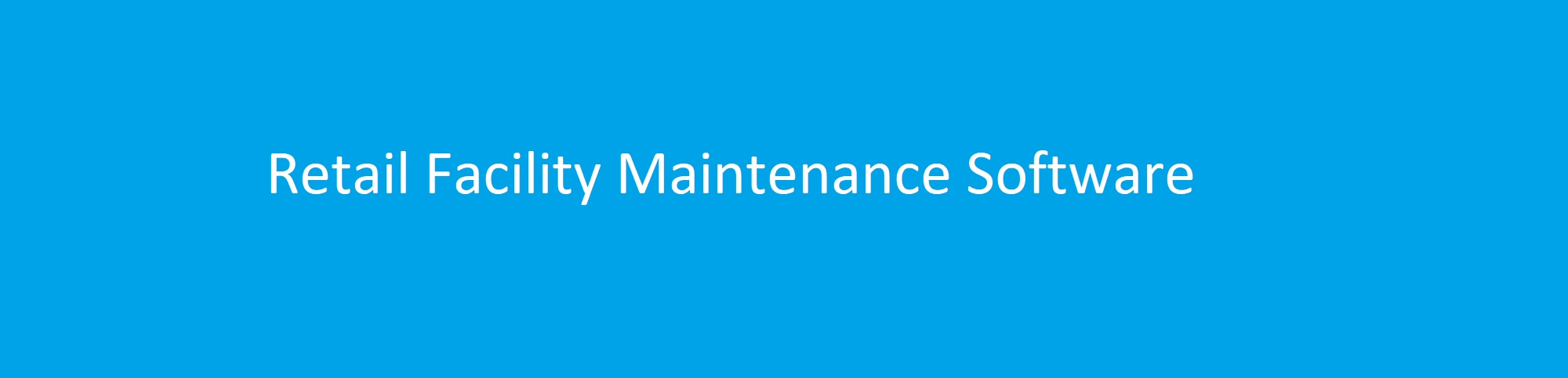 EZmaintain.com - Healthcare Facility Maintenance Software