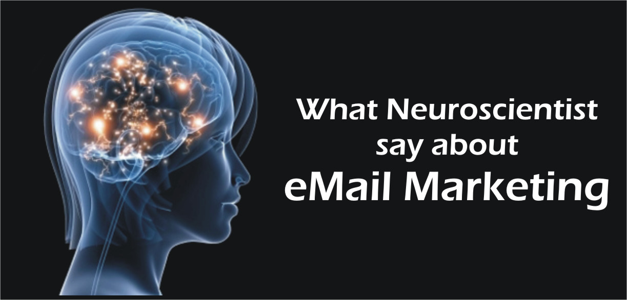 What Neuroscientist say about eMail Marketing