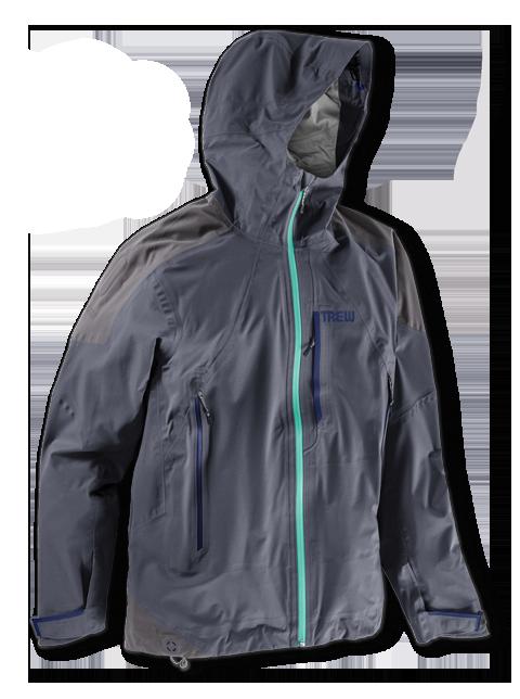M's Wander Jacket detail
