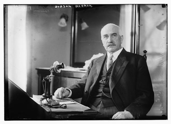 Judson Harmon seated at desk