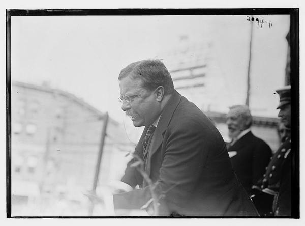 T.R. Theodore Roosevelt