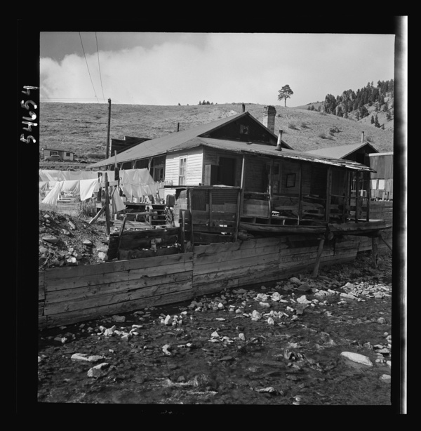 """Creede, Colorado. Lead and silver mining in a former """"ghost town"""""""