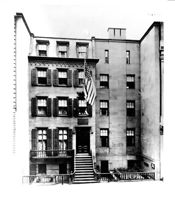 Theodore Roosevelt Birthplace National Historic Site
