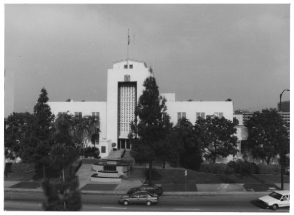 City Hall-City of Burbank