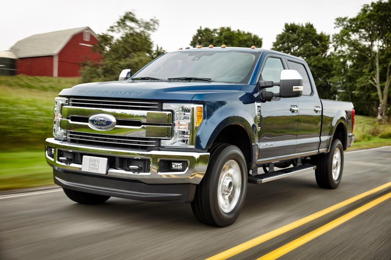 Best Ford Trucks Of 2017