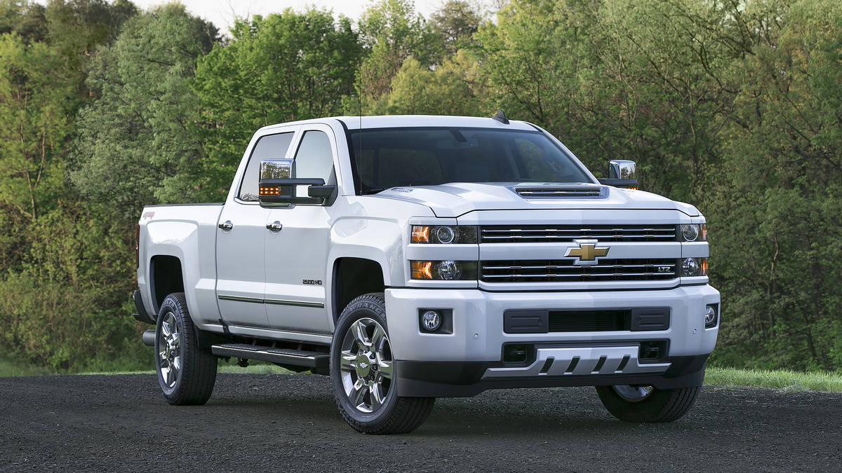 All Chevy chevy 1500 towing capacity : Chevrolet Trucks of the 2017 Model Year