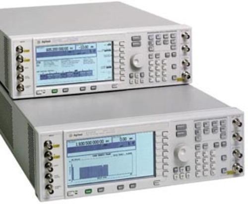 Agilent Signal Generator : Hp agilent e c vector signal generator