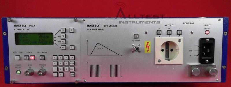 All Test Instruments : Haefely p peft junior jr eft burst tester ebay