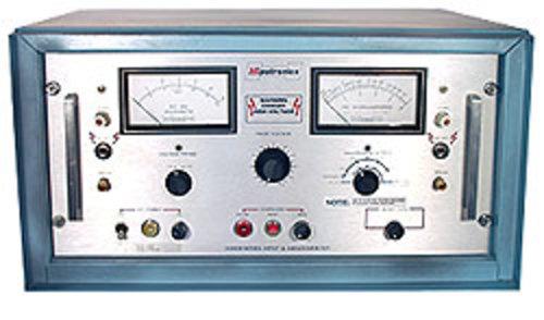 All Test Instruments : Hipotronics h b hipot ground tester megohmmeter kvdc