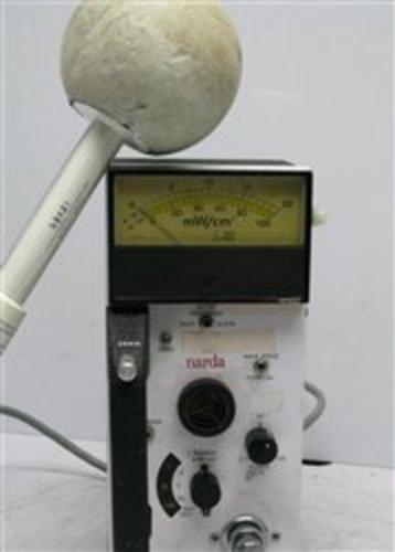 All Test Instruments : Narda radio frequency radiation meter ebay