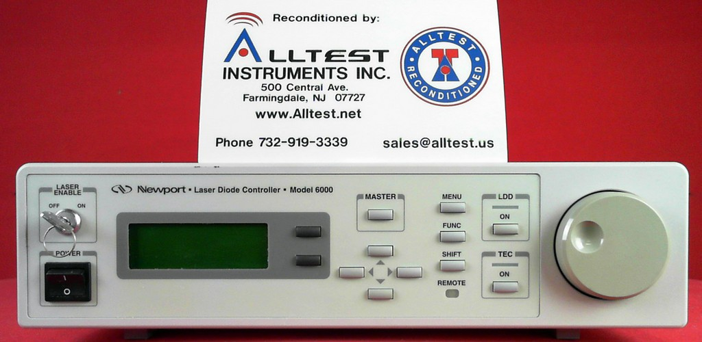 All Test Instruments : Newport laser diode controller with ebay