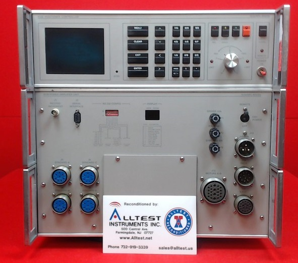 All Test Instruments : Scientific atlanta positioner controller with power