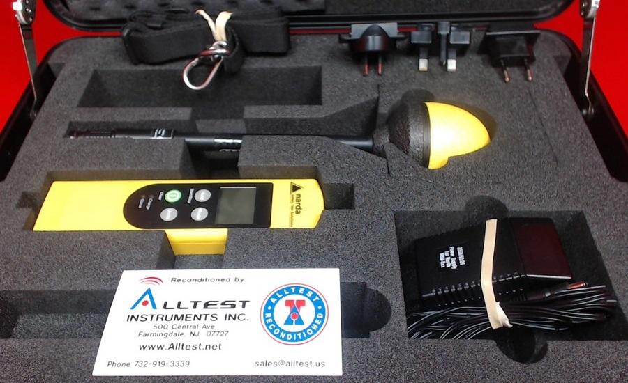 All Test Instruments : Narda nbm broadband field meter