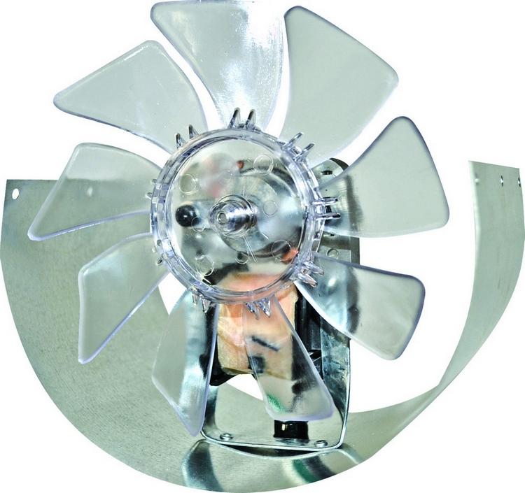 Suncourt Db100p Pro Inline Inductor Duct Fan Booster Ebay