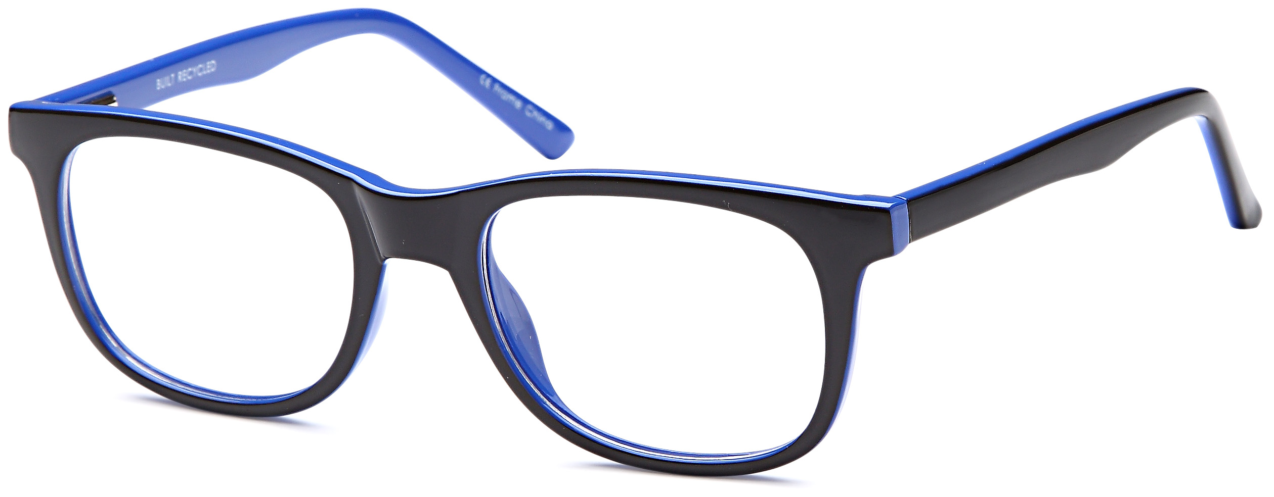 dalix glasses frames in black red womens trendy reading