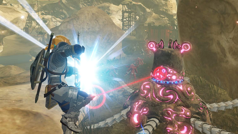 Hyrule Warriors Age Of Calamity Nintendo Switch 45496596828 Ebay