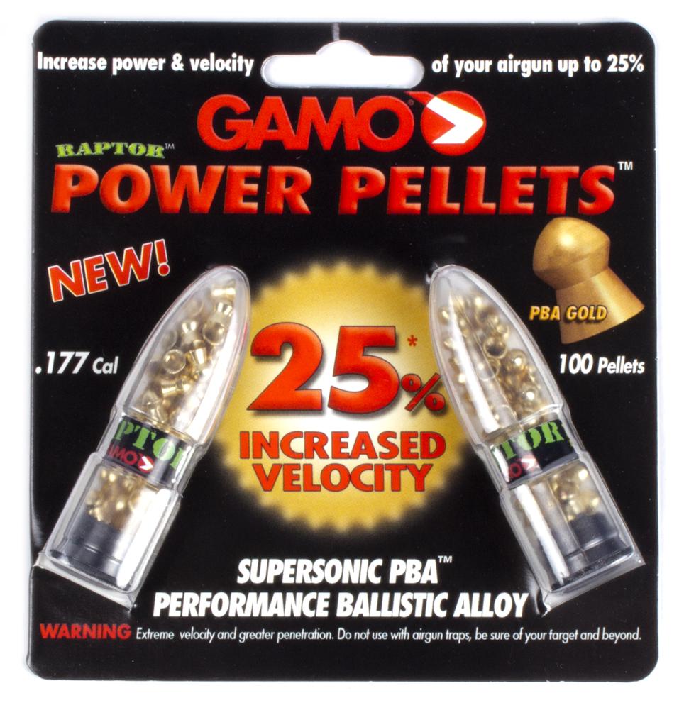 177 penetration pellets
