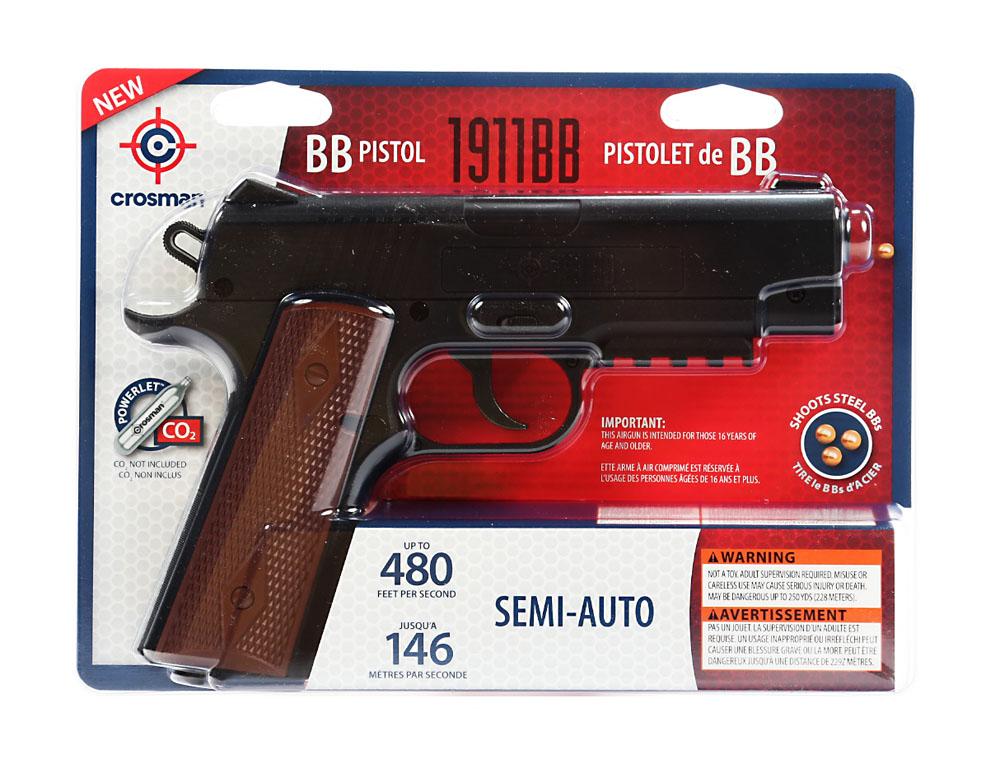 Crosman 1911 BB Pistol 40001 | eBay