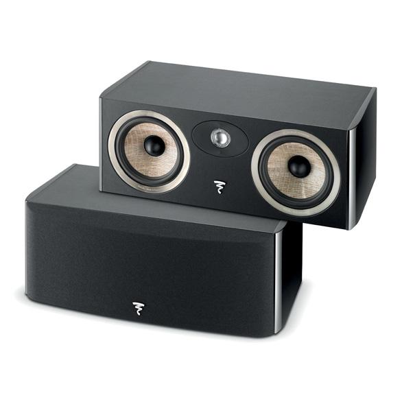 Details about Focal ARIA CC900 2-Way Bass Reflex Center Channel Loudspeaker  (Black)