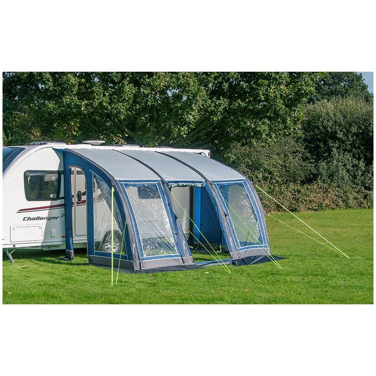 Sunncamp Curve 390 Air Caravan Porch Inflatable Awning | eBay