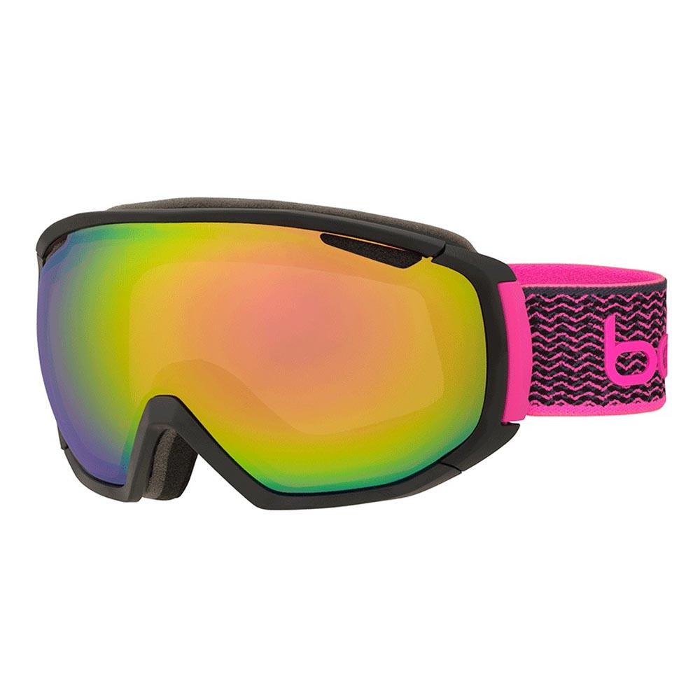 bc222fb4c2 Bolle Winter Tsar Matte Black & Neon Pink Rose Gold 21649 Ski ...