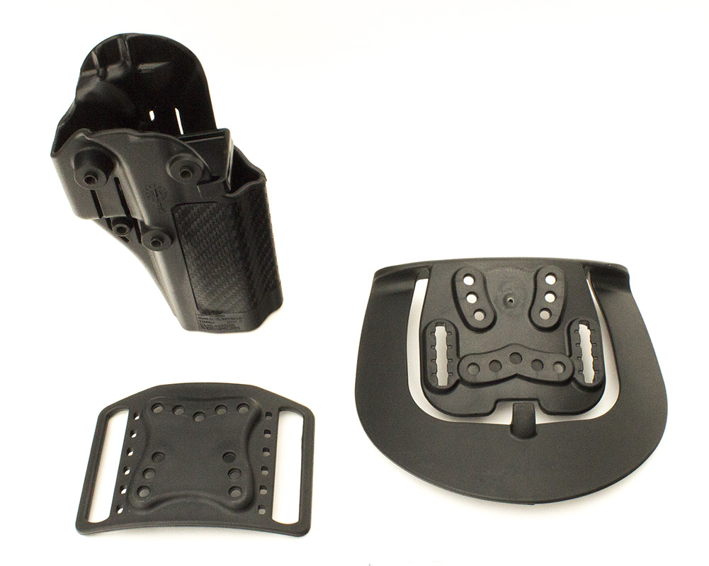 BLACKHAWK! Serpa CQC 410013BK-L Holster Glock 20,21,37 M&P ...
