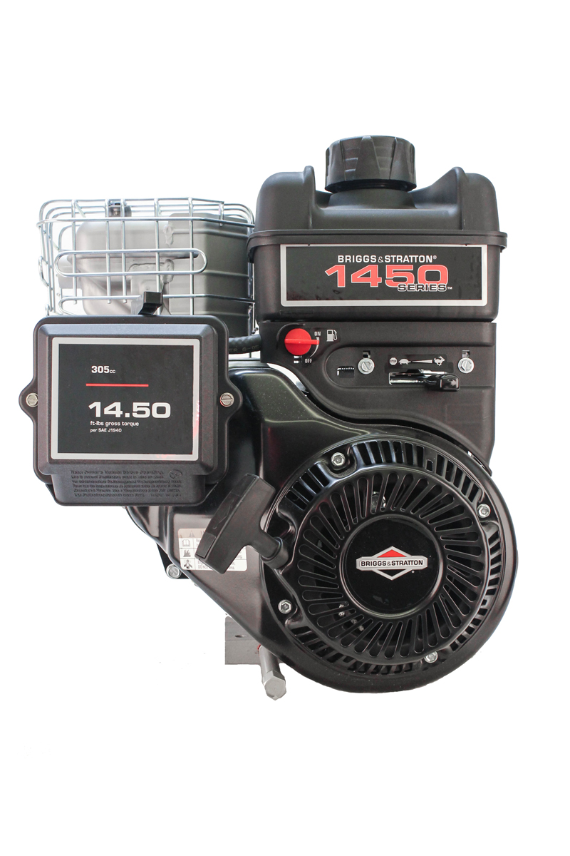 1450 Series Horizontal MTD Tapered Shaft, Intek OHV, Recoil, .Has HD Bushing, Adjustable Throttle, fits MTD Chippers Briggs   Stratton Engine