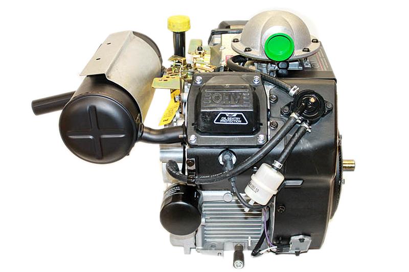 Kohler Mail: 25hp Kohler Engine None Command 15Amp Walker CH740-3121