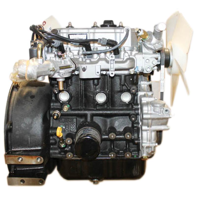 31hp lp  natural gas  3 cylinder  horizontal type vanguard