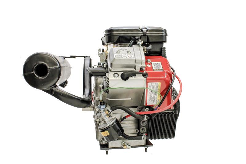 23hp Briggs Vanguard Engine John Deere Gator 6x4 Kawasaki