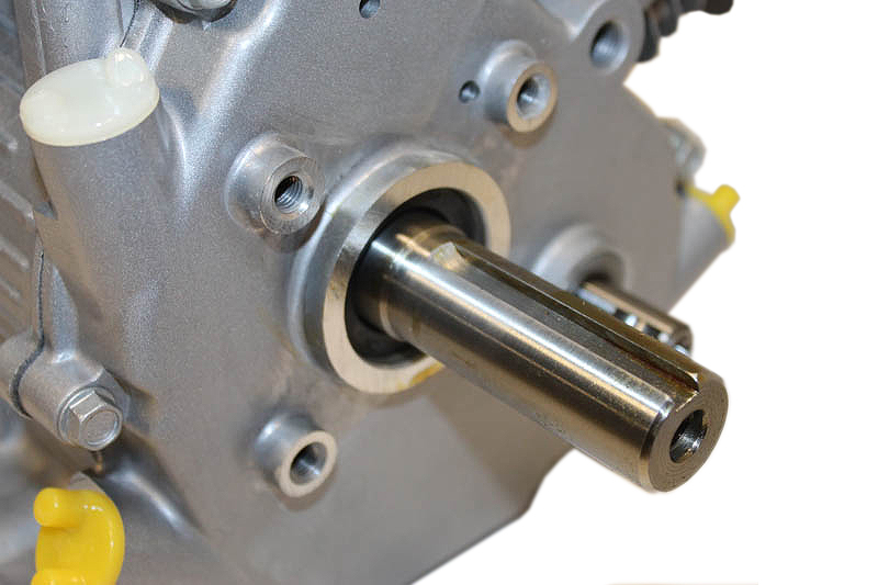 Pto Shaft Design : Hp briggs stratton engine quot dx l intek i c pto