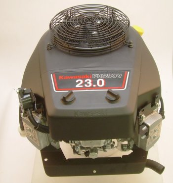 23hp Twin Cylinder, Vertical 1