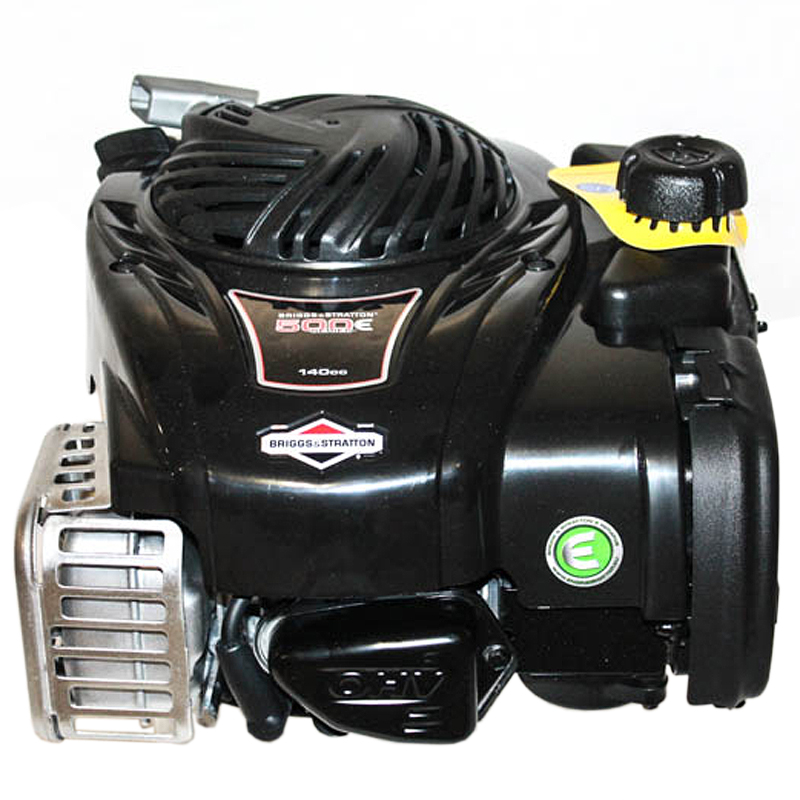 500 eSeries, Vertical 7/8x3-5/32 Shaft, Remote Throttle, Briggs & Stratton Engine