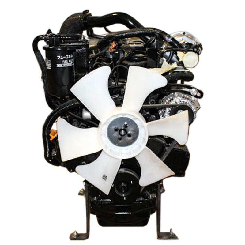 Yanmar 37.1HP @ 1800RPM, 2.190L, 4 Cylinder, Fan, Water Cooled, Yanmar Diesel Engine