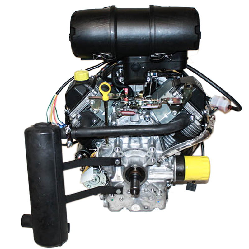 25hp kohler command engine to replace kawasaki in john for Small engine motor oil