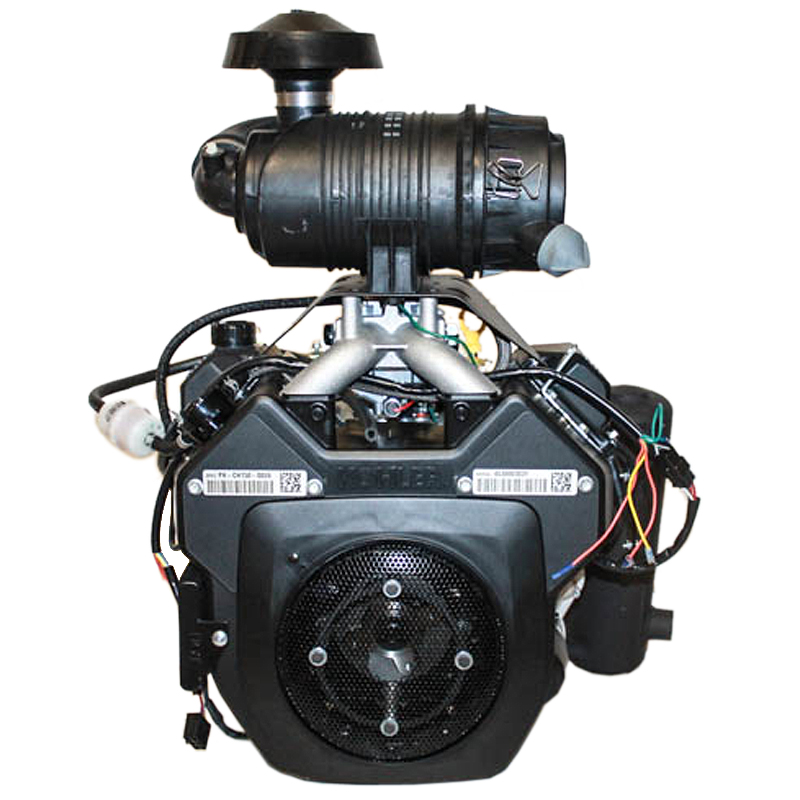 27hp kohler command engine to replace kawasaki in john for What weight motor oil should i use
