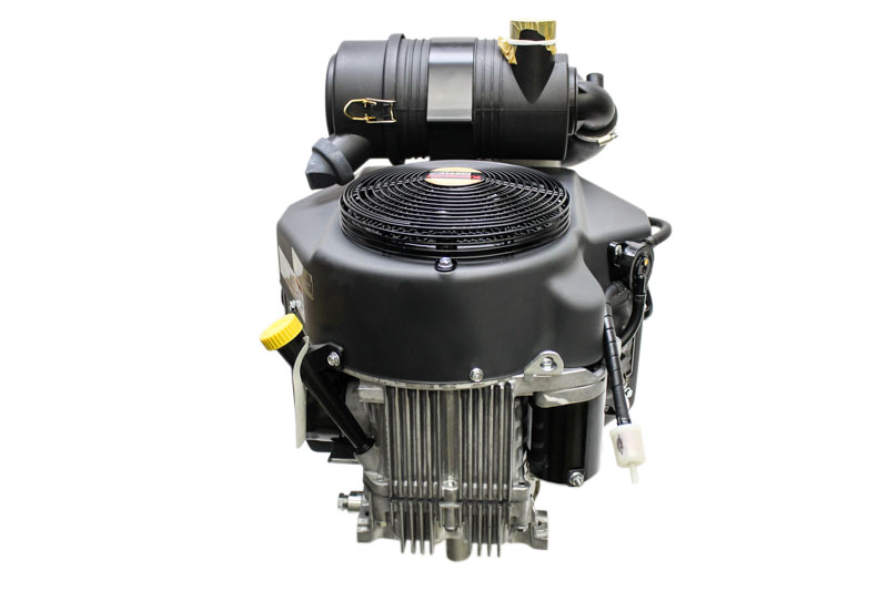 Twin Air Engine Oil Cooler : Fx v s hp twin cylinder vertical quot x keyed