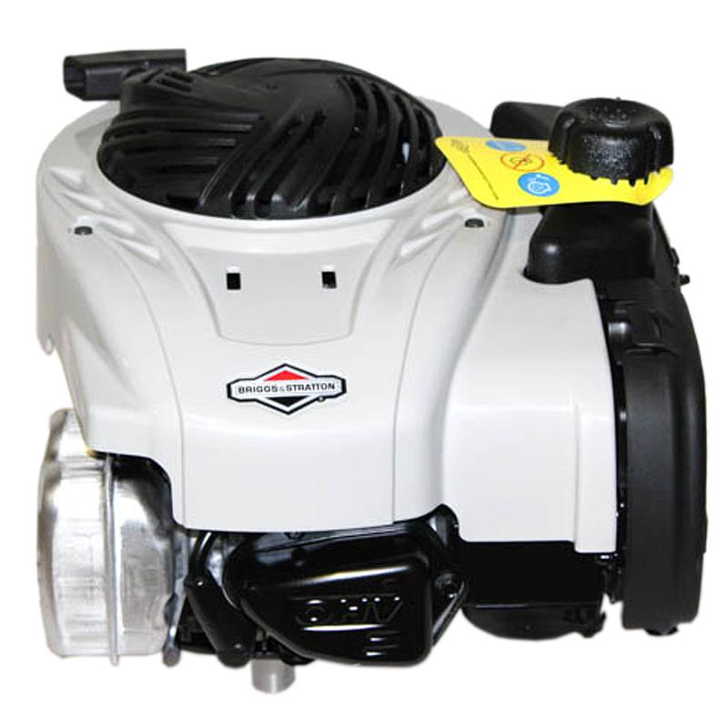 500 eSeries, Vertical 7/8x3-5/32 Shaft, Fixed Speed Throttle, Briggs & Stratton Engine