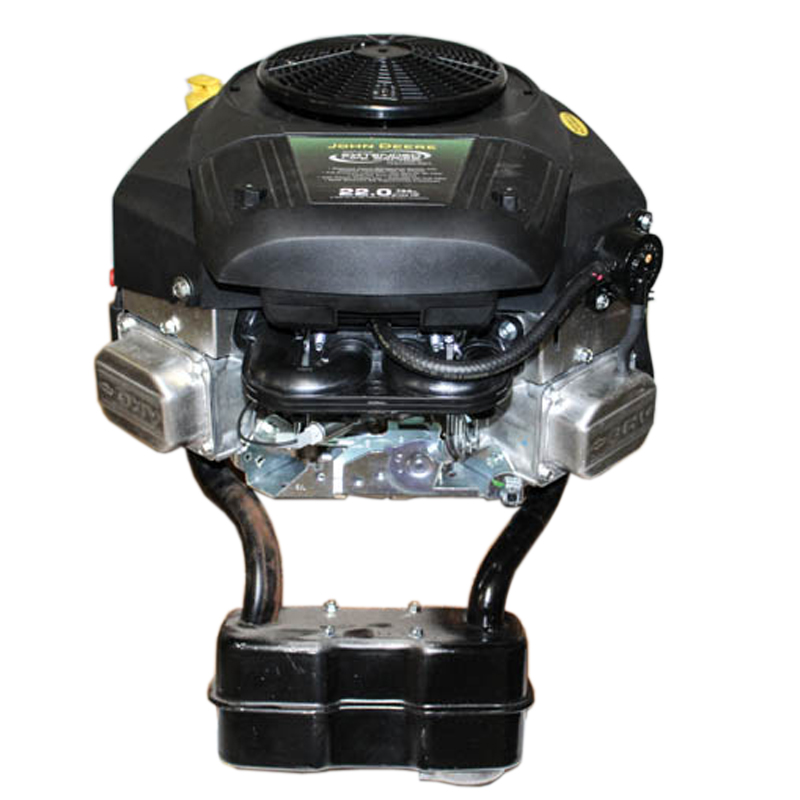 Briggs Engine 22hp Intek 1 U0026quot  Fits Kawasaki John Deere Lx279 44s677