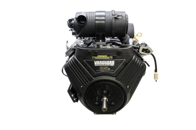 35hp Horizontal Vanguard 1-1/8
