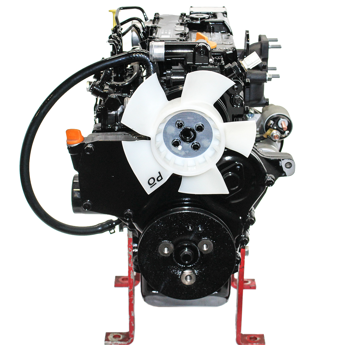 Yanmar 22.9 net hp @ 3600 RPM, 3 Cyl, Diesel, Liquid Cooled,  Yanmar Diesel Engine