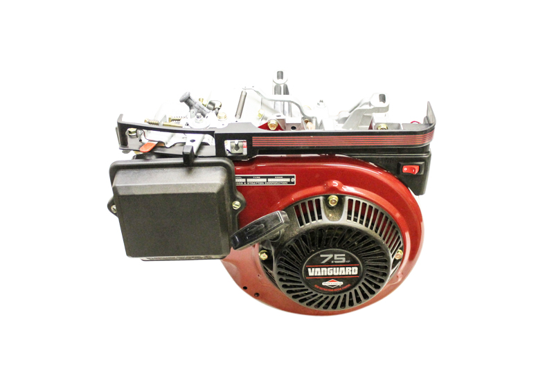 7.8hp Horizontal Tapered Shaft, Vanguard OHV, CIS, LOS, Same mounting holes as 8hp Briggs Briggs   Stratton Engine