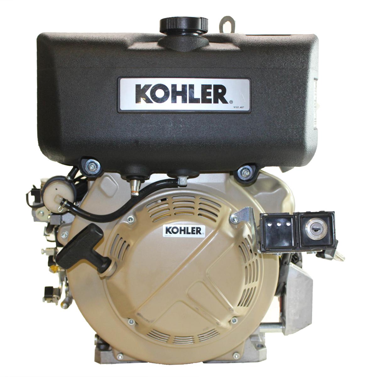 6.7HP Diesel Horizontal 1