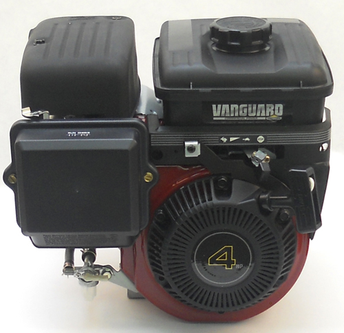 4HP Vanguard, Horizontal 3/4